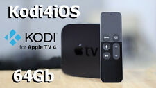 Nouveau apple tv 4th gen 64GB plug & play kodi xbmc live sports-tv-films