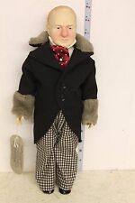 W.C. Fields Centennial Doll LOOSE