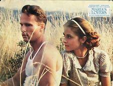 """Photo Film """"MARIA'S LOVERS"""" de Andrei Konchalovsky avec Nastassja Kinski - 1984"""