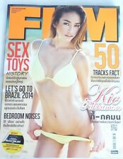 FHM THAILAND May 2014 KIE PAKKAMON Asian Hot Nak Kanok Sittirat Sex Toys #133
