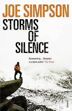 Simpson, Joe Storms Of Silence Very Good Book