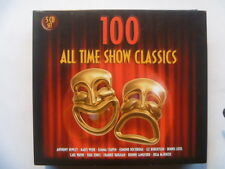 100 ALL TIME SHOW CLASSICS 5 CD SET 5060177050302