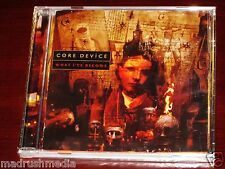 Core Device: What I've Become CD 2011 Heaven And Hell Records HHR014 NEW