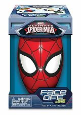 Marvel Ultimate Spider-Man Face Off Dice Game New