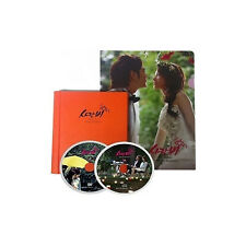 K-Pop Drama Love Rain - O.S.T Limited Edition   CD + DVD + Photobook  (OSTD570)