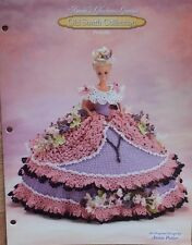 Annie's Attic Old South Glorious Gown Priscilla Crochet Bed Doll Pattern