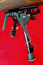 "Snipersystems Mk IX 6-9"" tilting bipod, Podlock, rifle shooting, leg notch"
