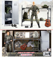 1:6 Scale WORLD PEACEKEEPERS Military Life Action Figure Series 90614A