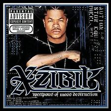 Weapons of Mass Destruction  Clean  2011 by Xzibit