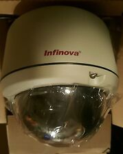 Infinova V5641-A3004PE Surveillance Camera Outdoor Vandal Resistant Color Dome