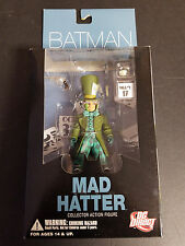 Batman The Long Halloween Mad Hatter Series 1 DC Direct Action Figure Toy NIB