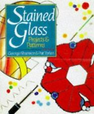 Stained Glass: Projects & Patterns-ExLibrary
