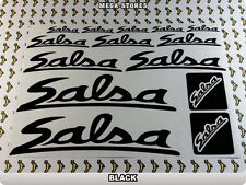 SALSA Stickers Decals  Bicycles Bikes Cycles Frames Forks Mountain MTB BMX 56P