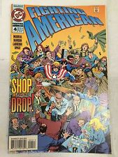Fighting American #4 Comic Book DC 1994