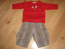 MEXX 2 pc outfit, size 4-6M