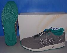 MENS ASICS GEL SAGA  in colors DARK GREY / DARK GREY SIZE 11