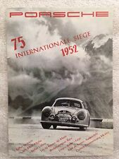 Porsche 1952 Internationale Siege Postcard 1st On eBay Car Poster. Own It!