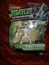 TMNT TEENAGE MUTANT NINJA TURTLES FUGITOID CYBORG HUMAN TURTLE ALLY