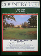 TRACY PARK GOLF & COUNTRY CLUB / HOTEL NEAR BATH SOMERSET 1pp ADVERT 1991