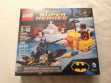LEGO DC Universe Super Heroes Batman The Penguin Face off (76010) New
