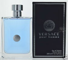 Versace by Versace Pour Homme Eau De Toilette 6.7 OZ for Men NEW