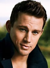 "Channing Tatum - Movie Actor Star Silk Cloth Poster 32 x 24"" Decor 45"