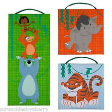 Disney Store Jungle Book Wall Hanging Pictures Canvas New