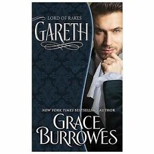 Gareth: Lord of Rakes (The Lonely Lords)-ExLibrary