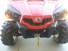 "TS325A CAN-AM COMMANDER 800/1000 LED TURN SIGNAL KIT W/ 8 LIGHTS 3/4"" & horn"