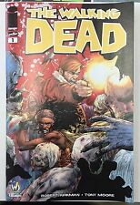 WALKING DEAD #1 Nashville Wizard World Comic Con Exclusive Variant Opena Cover