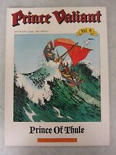 Prince Valiant ~ Volume 8 ~ Very Fine+ (1990) ~ Hal Foster Fantagraphics Books