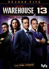 Warehouse 13: Season 5 New DVD! Ships Fast!