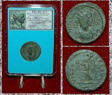 Ancient Roman Empire Coin Of PROBUS Victory With Trophy Reverse Antoninianus