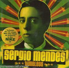 SERGIO MENDES - Timeless (UK 15 Track CD Album)