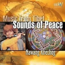 Nawang Khechog  Music From Tibet - Sounds Of Peace RAR! OVP