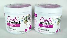 2 ORS Organic Root Stimulator Unleashed Set it Off Curls Boosting Jelly 16 oz ~