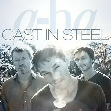 A-ha - Cast in steel (2015) LP (+ Download Code) Neuware