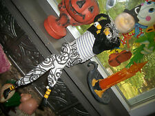 bethany lowe halloween; older, retired, exc. cond. WIZARD.posable.amazing item!