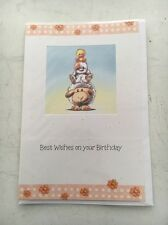 Mylo & Friends Best Wishes On Your Birthday Greeting Card RRP $4.50