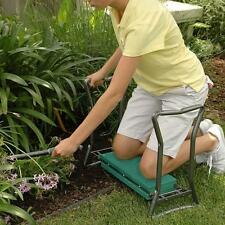 Gardening Kneeler Seat Bench Knee Folding Versatile Garden Tool Kit