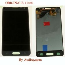 DISPLAY LCD+TOUCH SCREEN ORIGINALE per SAMSUNG GALAXY ALPHA SM-G850 G850F VETRO