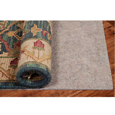 Premium Dual Felted Nonslip Cushioned Rug Pad for Large Area Rugs (8'x10')