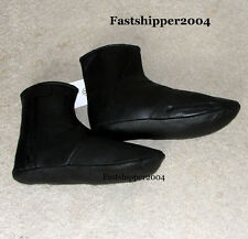 Genuine Leather Socks Kuff Quff Slipper Islam Muslim Kuffain Masah Wudhu Prayer