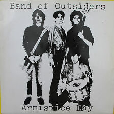 "Vinyle 33T Band of Outsiders  ""Armistice day"""