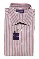 Ralph Lauren Purple Label Pink Dress Shirt 17 New $425
