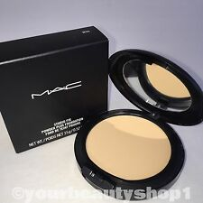 New MAC Studio Fix Powder Plus Foundation NC35 100% Authentic