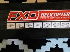 FXD HELICOPTER THIRD GENERATION ALLOY WITH BUILT IN GYRO