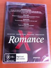 Romance  * French with English Subtitles * (DVD, 2001) BRAND NEW REGION 4