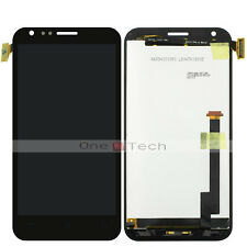 Black Touch Digitizer Glass+LCD Display Screen Assembly For ASUS PadFone 2 A68