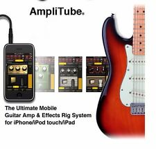 IK Multimedia AmpliTube iRig Guitar Midi Interface Adaptor For IOS Device